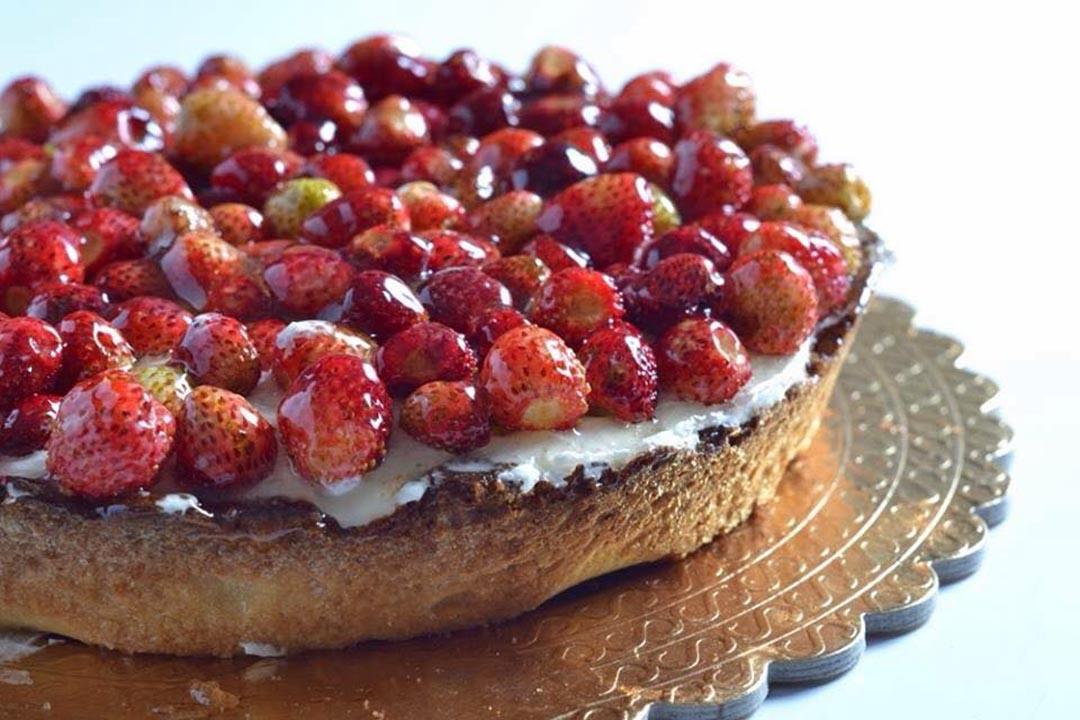 Crostata Fragoline (Pasticceria Migliore)