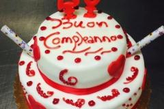 Cake design compleanno (Pasticceria Migliore)