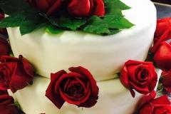 Torta alle Rose Pasticceria Migliore 1927